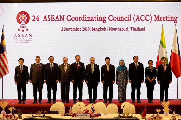 第 24 届东盟协调理事会(ACC)