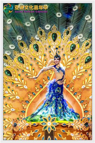 春晚压轴舞蹈 上海舞者宋洁合作张天爱化身水精灵