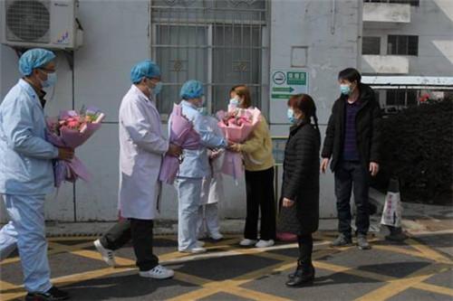再传捷报!赣县区新增3例新冠肺炎患者治愈出院