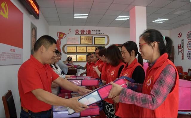 赣县区开展5.29计生协会员日系列宣传活动