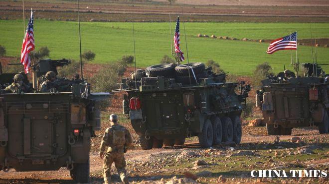 特朗普宣布从叙撤军令盟友震惊