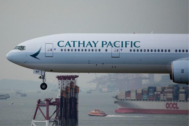 国泰航空以49.3亿元收购香港快运