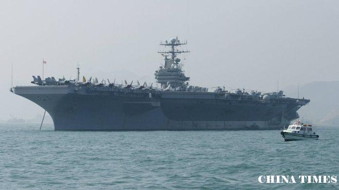 伊朗情勢緊張 美派遣航母戰鬥群至中東 波頓:美國做好應戰準備