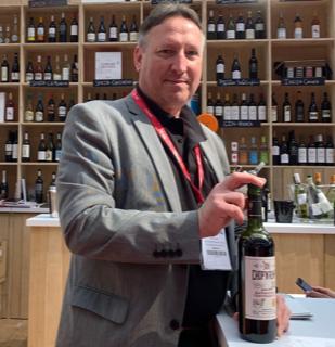 伦敦国际葡萄酒博览会圆满落幕