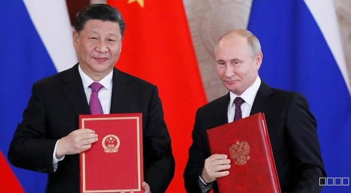 """俄中关系进入""""黄金时代""""?普京力挺华为痛批美国"""