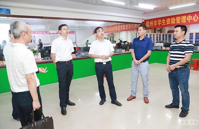 儋州市长朱洪武:全力以赴为考生营造良好考试环境