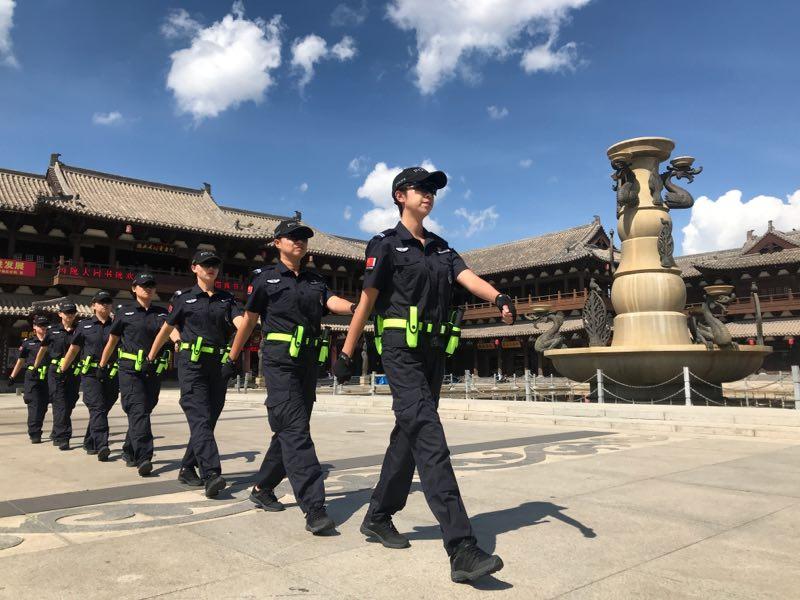山西省大同市公安局巡特警支队:不忘初心,牢记使命,以警之名,报效祖国