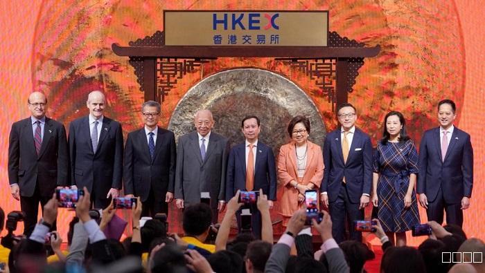 阿里巴巴在香港第二轮融资 市值取代腾讯成港股新股王