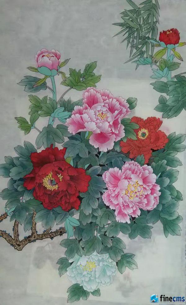 五指山诗苑:张玉珍翰墨飘香 王宝吉诗情溢彩