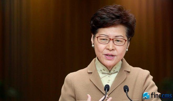 林郑月娥:香港一国两制可以在2047年后不变