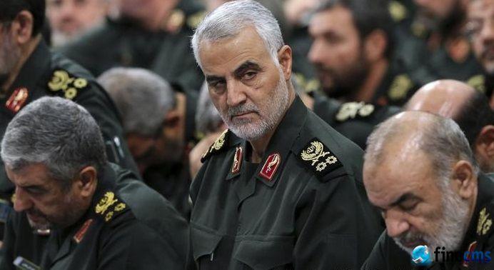 美军空袭,伊朗圣城军首领确认死亡
