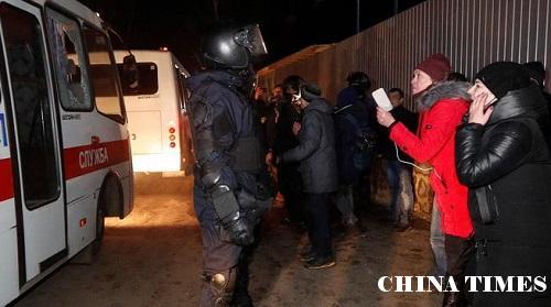 一名中国人涉新冠感染在俄罗斯遇害