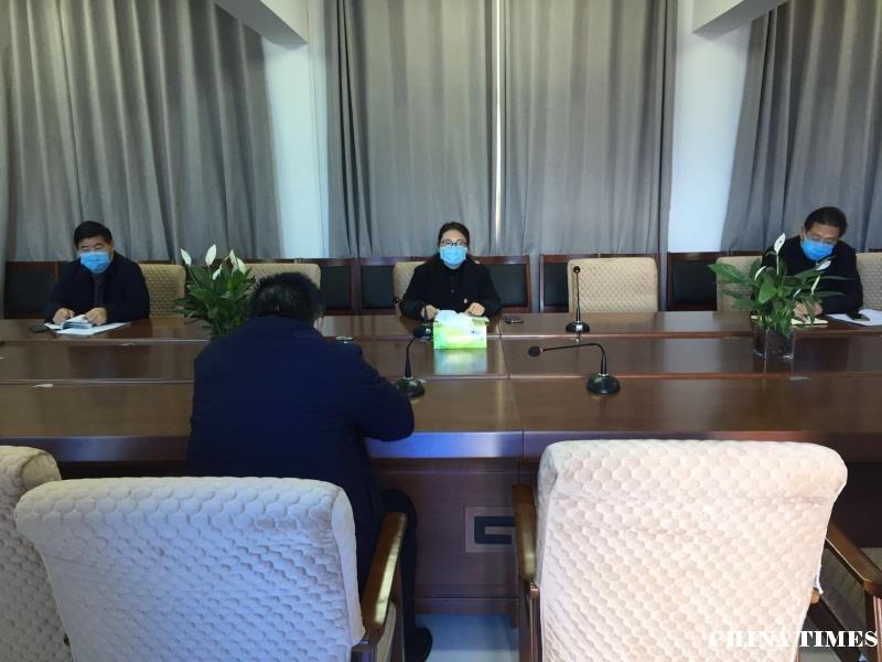 """河南周口市淮阳区民政局""""六到位""""做好疫情防控工作"""