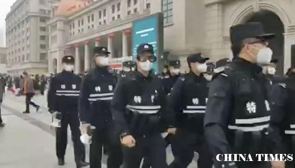 武汉市防控指挥部:容许滞留外地人士出城《通告》无效