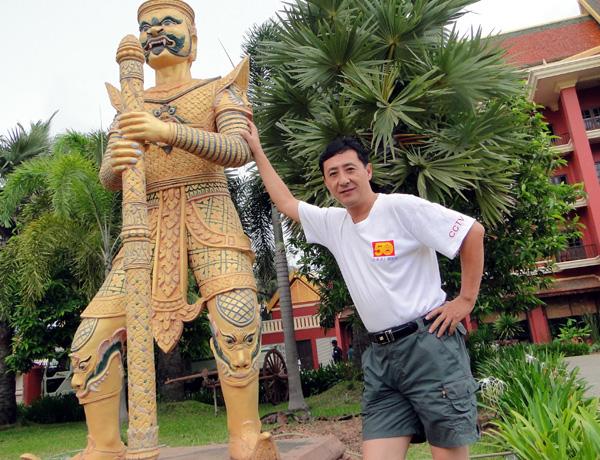柬埔寨旅游:金边自驾浏览记(图)