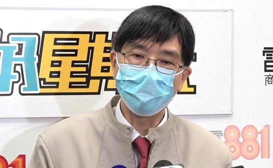 香港新增一宗新型肺炎輸入個案 袁國勇:倡做更多檢測