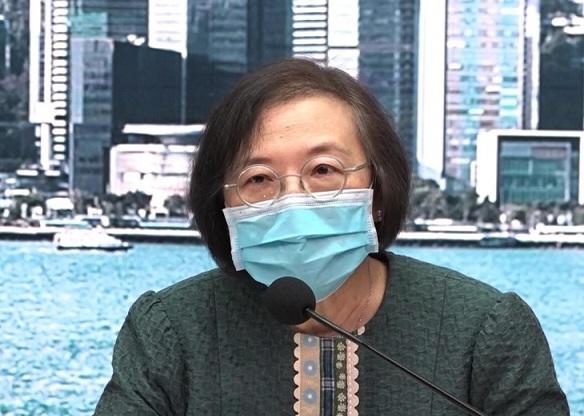 香港新增113宗確診創單日新高 私人室內公眾地方須戴口罩