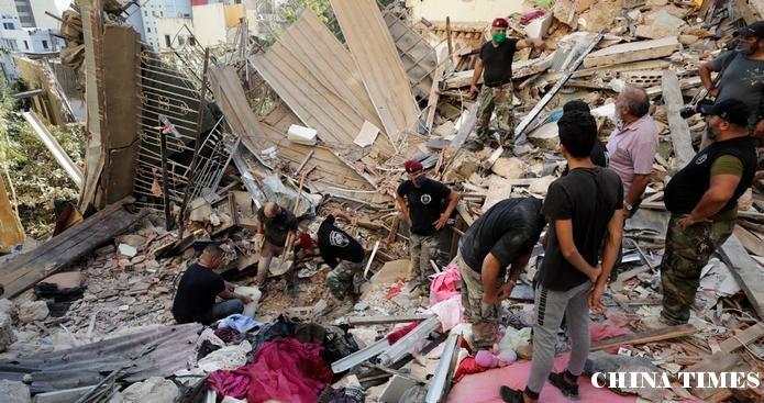 黎巴嫩人感到绝望 请法国托管黎巴嫩