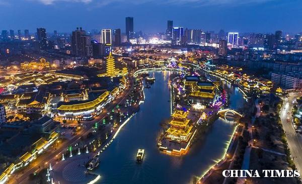 """""""水懂我心,自然淮安""""大运河国际摄影展全面启幕"""