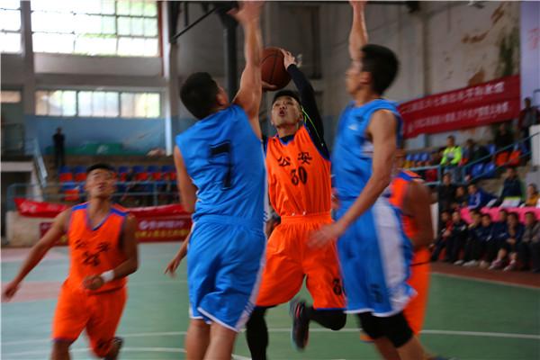 镇远县公安局荣获县职工篮球运动会男子行政事业组冠军